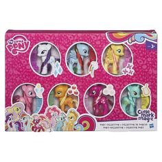MLP Cutie Mark Magic Pony Collection