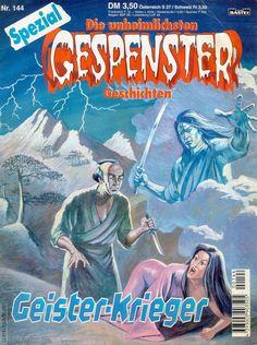 Gespenster Geschichten Spezial #144 - Geister-Krieger