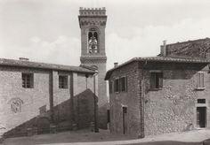 Perugia Corciano Piazza della Repubblica viaggiata C406