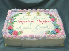 decorated sheet cake ideas | Premium Icing