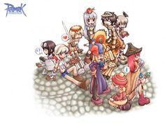 Ragnarok Online! Brings back memory..