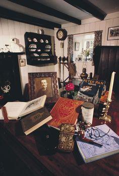 Author of Peter Pan, J M Barrie's Birthplace, 9 Brechin Road, Kirriemuir, Angus, Scotland