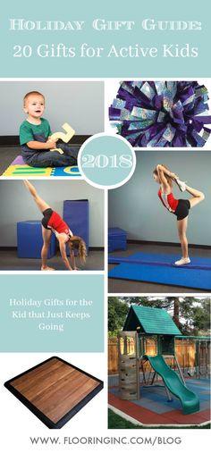 2018 Holiday Gift Guide: Active Kids - FlooringInc Blog
