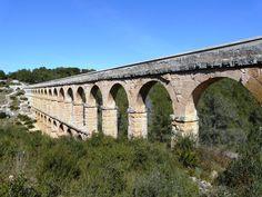 TARRAGONA (ESPAÑA): Patrimonio de la Humanidad gracias al Complejo Arqueológico Tarraco. Fue una de las ciudades más importantes del antiguo Imperio romano aunque también tuvo gran esplendor durante la época medieval.