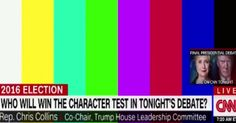 Video: Satellite Feed Cut As Soon as Congressman Mentions Wikileaks on CNN Live link lost right as Rep. Collins starts calling Hillary a liar