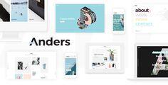 Anders - A Clean Multi-concept Portfolio Theme - Portfolio Creative Download here: https://themeforest.net/item/anders-a-clean-multiconcept-portfolio-theme/20054026?ref=classicdesignp