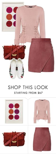 """bag"" by masayuki4499 ❤ liked on Polyvore featuring Alexander McQueen, rag & bone, Michelle Mason and Gucci"