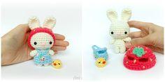 Ami Amore: Bonnie, the Cutie Bunny ♡ Teresa Restegui http://www.pinterest.com/teretegui/ ♡