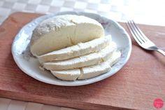 Twaróg+–+domowy+biały+ser How To Make Cream, Polish Recipes, Polish Food, Make Cream Cheese, Camembert Cheese, Dairy, Butter, Bread, Homemade