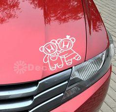 Honda-bears!