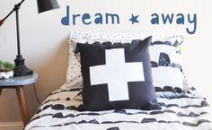 Dream Away- WALL DECAL