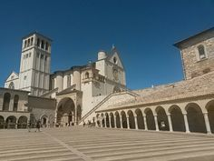 Assise.  Ombrie.  Italie