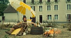 """""""Alexandre Le Bienheureux"""" (1968) by Yves Robert (France) with Philippe Noiret"""