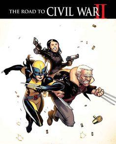 All New Wolverine issue 9  Road to Civil War II  #uncannyxmen #xmen #avengers #avx #allnewxmen #uncannyxmen #ageofapocalypse #xmenapocalypse #marvel #xmentheanimatedseries #rogue #wolverine #cyclops #storm #gambit #magneto #apocalypse #psylocke #deadpool #xforce #archangel #jeangrey #nightcrawler #marvelcomics #comicbooks #x23 http://ift.tt/1R9GOKs