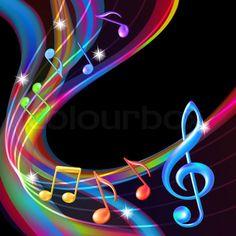 gif de signos musicales - Buscar con Google