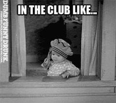 In The Club Like…