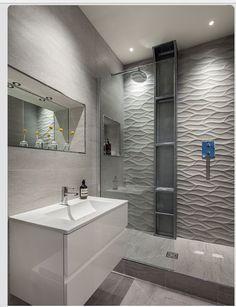 Madagascar Natural, Ona Natural, Dylan Unit #Porcelanosa #Venis #Gamadecor #Bathroom #Design #Ideas #Grey #Furniture #Shower #Tiles #Storage #Leeds