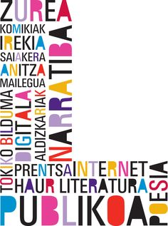 Liburutegiaren logoa|Logo de la biblioteca(2012)