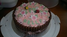 Happy cake garden - by AWG Hobby Cakes @ CakesDecor.com - cake decorating website
