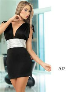 AJA Dámské šaty, společenské šaty