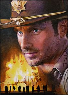 Rick Grimes ~ The Walking Dead