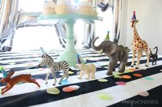samuel's 3rd birthday party