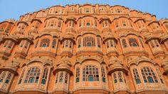 Hawa Mahal Symbol of Beautiful Rajputana Architecture « Famous Places