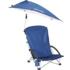 Sport-Brella BRE03-575-04 Strandstuhl Campingstuhl Sport-Brella Beach Chair Blue