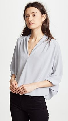 Robi Top Ramy Brook, Your Style, Bell Sleeve Top, Tunic Tops, Long Sleeve, Sleeves, Fashion Design, Clothes, Shopping