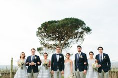 Ivory Tribe Real Wedding - Prue and Nick