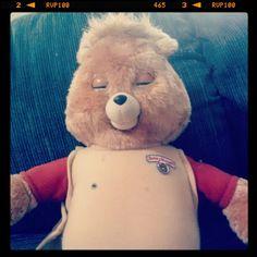My new old Teddy Ruxpin