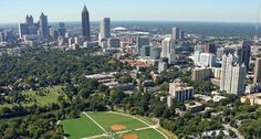 Thanks to everyone who helps to make Piedmont Park, Atlanta's best park.