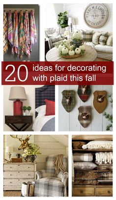 Mad for Plaid: Fall