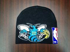 NBA Orleans Hornets Bonnet Noir : Casquette Pas Cher