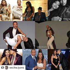 Empire Tv Show Cast, 1990s Movies, Empire Cookie, Most Popular Tv Shows, Empire Fox, Taraji P Henson, Happy Sunday Everyone, Tv Couples, Love Movie