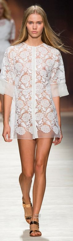Blumarine Spring Summer 2015 Ready-To-Wear collection