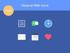 Material Web Icons [freebie]