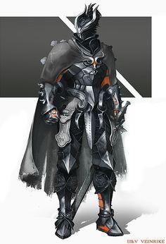 Armors 188517934389171942 - Norigawa- Legendary Hero Thunder Knight of Kintoro Roma Kingdom Source by Fantasy Character Design, Character Design Inspiration, Character Concept, Character Art, Fantasy Armor, Dark Fantasy Art, Medieval Fantasy, Dnd Characters, Fantasy Characters