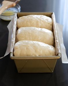Gluten Free Bread: Japanese Milk Bread is the Softest Bread Ever This super simple recipe for gluten free Japanese milk bread makes the softest recipe for batter-style gluten free bread you've ever seen, or tasted! Gluten Free Artisan Bread, Best Gluten Free Bread, Gluten Free Cooking, Vegan Gluten Free, Gf Recipes, Dairy Free Recipes, Recipes With Milk, Low Carb Brownie Recipe, Brownie Recipes