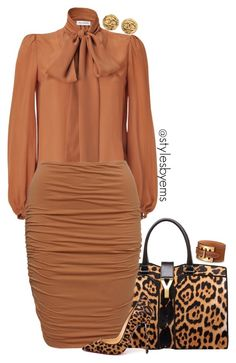 """Untitled #469"" by emsdash ❤ liked on Polyvore featuring Yves Saint Laurent, Emilio Pucci, Christian Louboutin and Chanel"