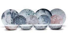 Home :: Homewares :: Kitchen :: Dinnerware :: Salt & Pepper Masonry 12 Piece Dinner Set