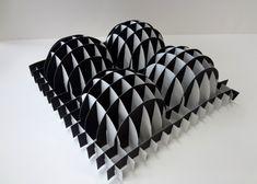 Math Art: Student Sliceforms