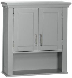 Other Home Organization White Clever Riverridge Somerset Collection Single Door Floor Cabinet Home & Garden