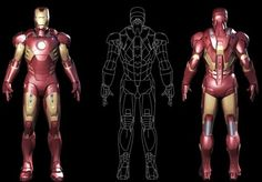 3D printing Iron Man suits will probably have mass production