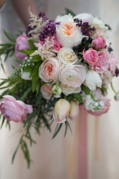 Flowers by Gretchen with Chairished Vintage Rentals. Selah Photography, Denver wedding photographer.