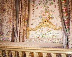 Versailles Photograph, Paris Decor, Spring Flower Pastel Colors, Marie Antoinette, Royal Chambers - Boudoir (8x10) Fine Art Photograph. $30.00, via Etsy.