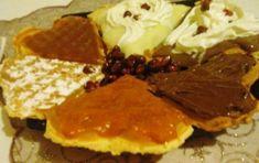 Nutellás gofri Pancakes, Cookies, Breakfast, Food, Crack Crackers, Morning Coffee, Biscuits, Essen, Pancake