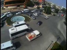 ▶ trafik kaza mobese - YouTube