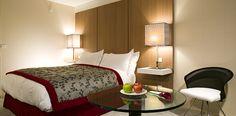 Chambre classique avec lit double à l'Hotel Pullman Bordeaux Lac | France  #France #Aquitaine #Bordeaux #Hotel  #Chambre #Bedroom