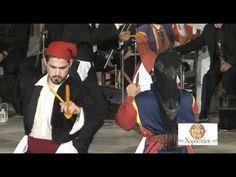 Χορός με τα κουτάλια-Ν. Καβάλας (Χοροστάσι)